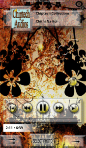 A Music Player with Themes-2