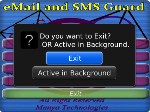 ActivMailSMS Guard 4