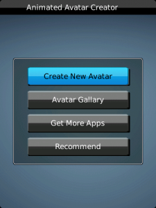 Animated Avatars for BBM 2