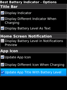 Best Battery Indicator 2