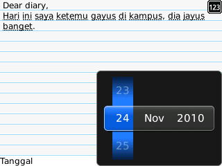 buku harian 2
