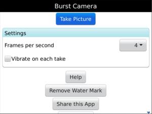 Burst Camera with Gif Creator 1
