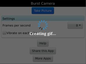Burst Camera with Gif Creator 3