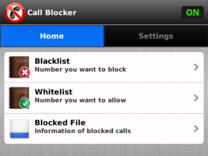 Call Blocker 2
