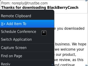 AddItem Create Task Memo Calendar or Email forward from Any Item 2