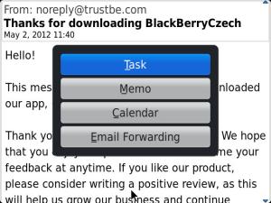 AddItem Create Task Memo Calendar or Email forward from Any Item 3