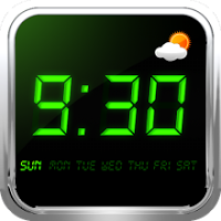 Alarm Clock and Weather 1