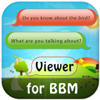 Best viewer and composer for BBM 1
