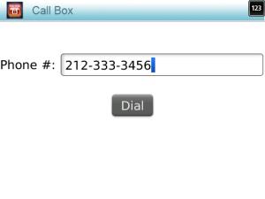Call Box 3