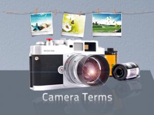 Camera Terms 1